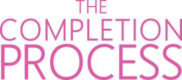 The Completion Process Logo